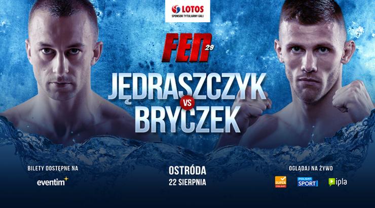 FEN 29: Robert Bryczek i Jacek Jędraszczyk zamknęli kartę walk