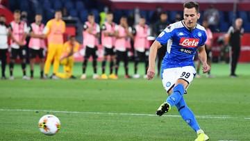 Milik przesądził o triumfie w Pucharze Włoch! Napoli lepsze od Juventusu