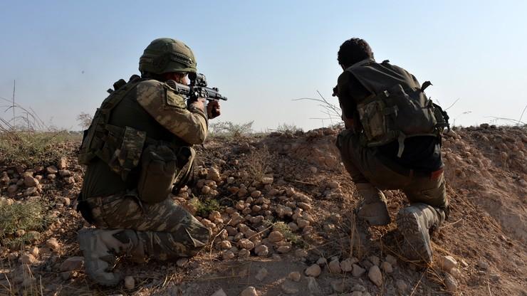 Erdogan: nie ma starć na północnym wschodzie Syrii