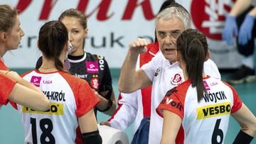Cuccarini nie jest już trenerem ŁKS Commercecon Łódź