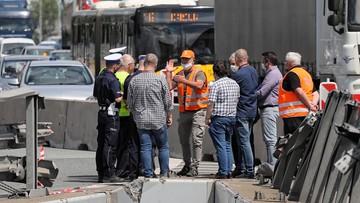 Wypadek autobusu w Warszawie. Są ustalenia komisji