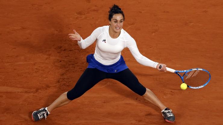 French Open. Włoskie media: Trevisan ruszyła jak rakieta, a potem poddała się