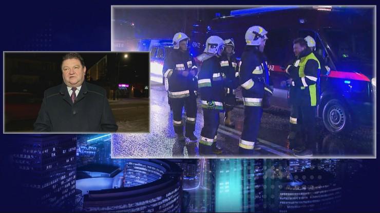 """""""Normalni, pracowici ludzie"""". Burmistrz Szczyrku o ofiarach wybuchu gazu"""