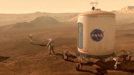 NASA twierdzi, że kolonizatorzy Księżyca i Marsa będą zmodyfikowani genetycznie