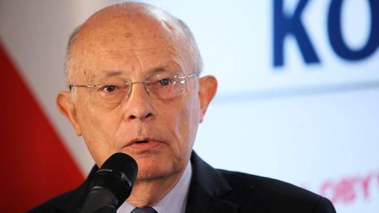Borowski: Senat nie może mieć charakteru antypisowskiego