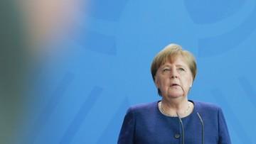 Merkel: za wcześnie by złagodzić restrykcje