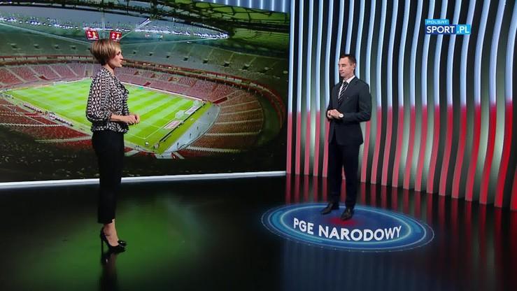 Wirtualny wywiad z Sawickim przed meczem z Macedonią Północną