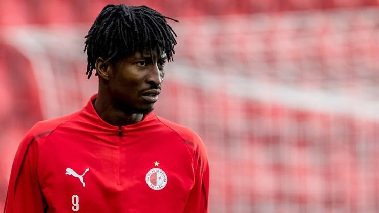Nigeryjski piłkarz złamał nogę na jednym z pierwszych treningów