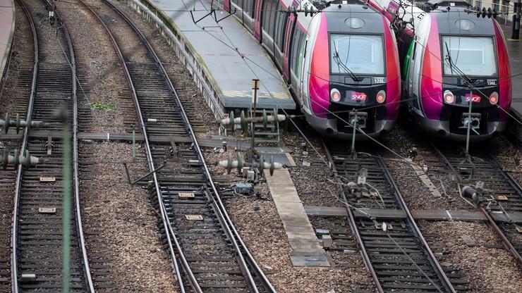 Nie kursują pociągi, autobusy, metro. Paraliż komunikacyjny we Francji