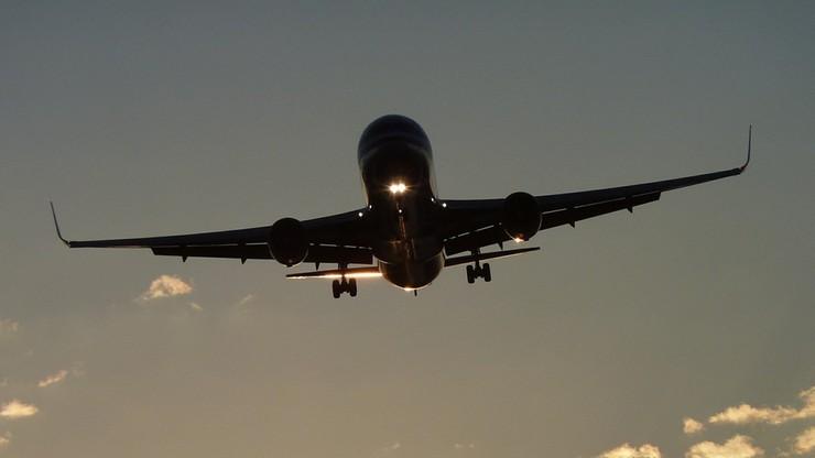 Nieudane lądowanie tureckiego samolotu pasażerskiego na Ukrainie. Maszyna wypadła z pasa