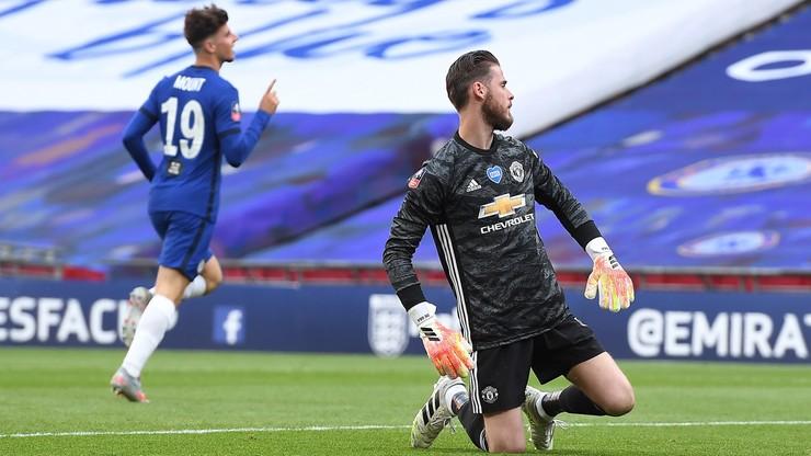 Chelsea pokonała Manchester United i zagra finale Pucharu Anglii - Polsat Sport