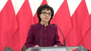 Witek zaskoczona, że sędzia Juszczyszyn nie zobaczył list poparcia do KRS
