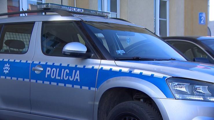 Atak nożownika w Krakowie. Policja szuka sprawcy