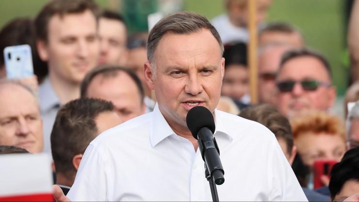 """Żart z prezydenta. Pałac potwierdza autentyczność rozmowy z Rosjanami i """"uruchamia służby"""""""