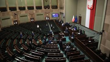 """Sejm przyjął """"tarczę antykryzysową 2.0"""""""
