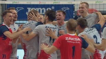 Siatkarski nokaut! Grupa Azoty ZAKSA triumfatorem turnieju w Bełchatowie