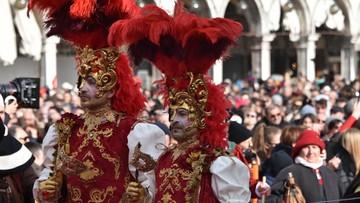 Wystartował karnawał w Wenecji. To największa w Europie zabawa uliczna