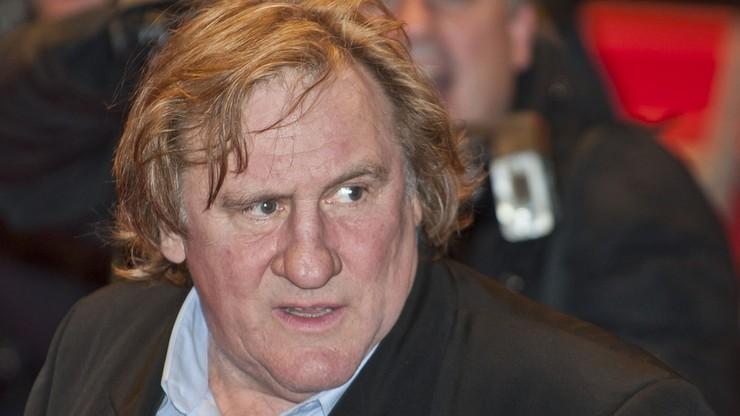 Wznowienie śledztwa przeciwko Gerardowi Depardieu. Sprawa dotyczy  oskarżeń o gwałty