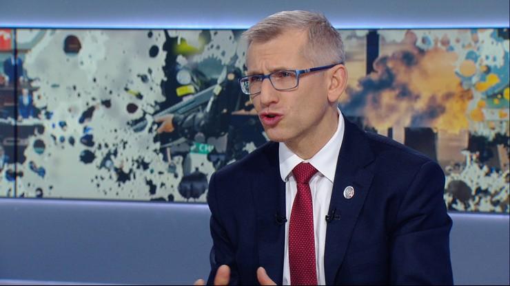 """Sejm w nowej kadencji, obyczaje stare - Krzysztof Kwiatkowski, były prezes NIK w """"Graffiti"""""""
