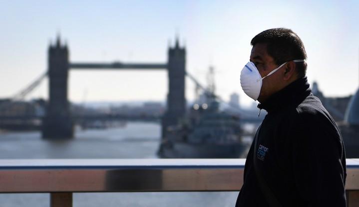Połowa populacji Wielkiej Brytanii mogła już zakazić się koronawirusem