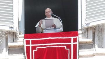 Papież wzywa, by religii nie wykorzystywano do szerzenia nienawiści