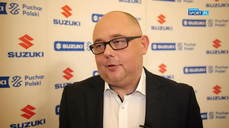 Jankowski: Jestem ogromnym zwolennikiem obecnej formuły Pucharu Polski