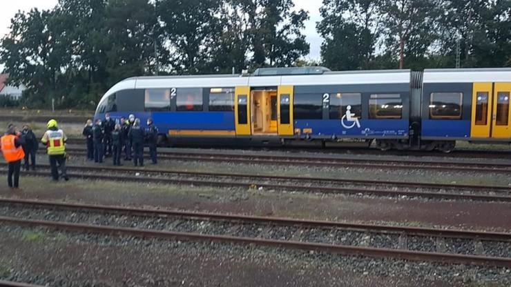 Jedenastolatek doprowadził do wykolejenia pociągu