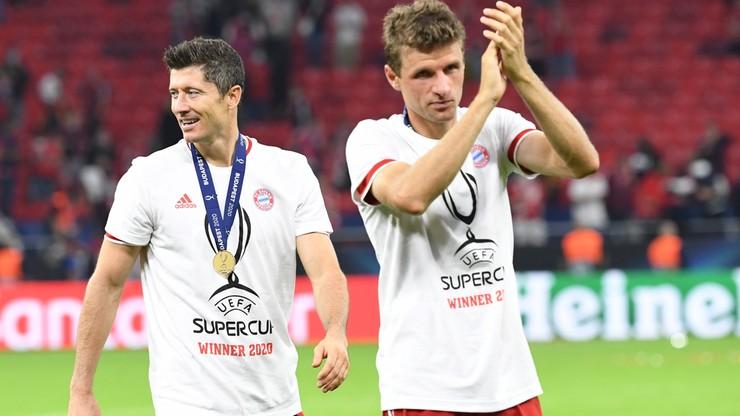 Robert Lewandowski z kolejnym trofeum. Bayern Monachium zwycięzcą Superpucharu UEFA