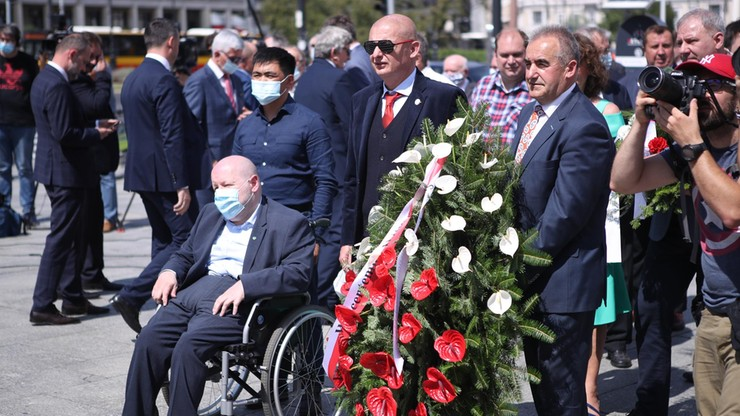 Senator Koalicji Polskiej-PSL Jan Filip Libicki zakażony koronawirusem