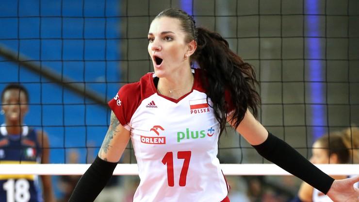 Smarzek-Godek podpisała kontrakt z siatkarskim gigantem