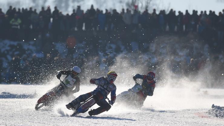 Odwołano mistrzostwa Europy w żużlowej jeździe na lodzie