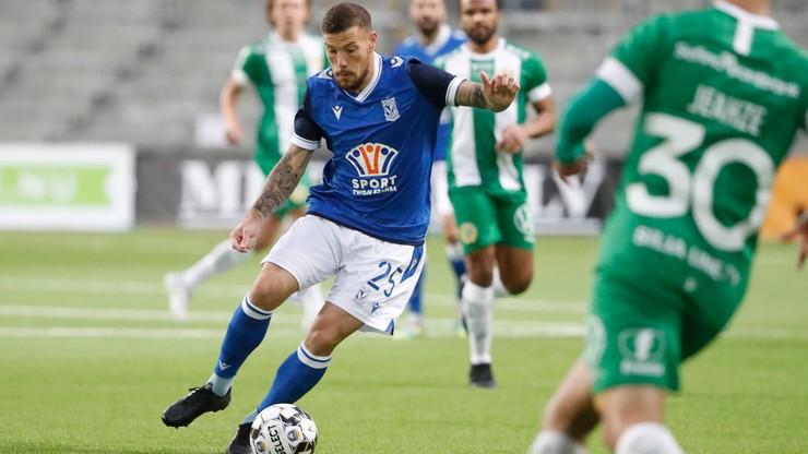 Liga Europy: Hammarby IF - Lech Poznań 0:3. Skrót meczu (WIDEO)