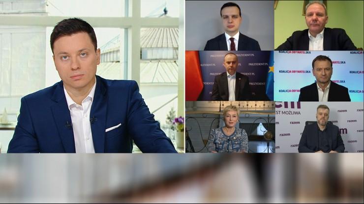 Stachowiak-Różecka (PiS): Nowacka brała udział w nielegalnej manifestacji
