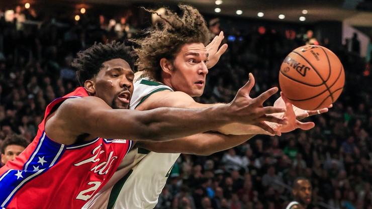 NBA: Bucks awansowali do play off po zaledwie 56 meczach