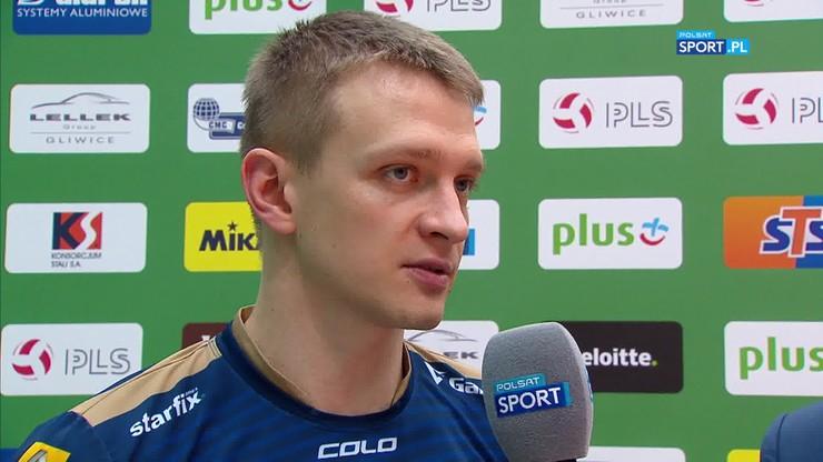 Wiśniewski: Zwycięstwa przychodzą nam bardzo ciężko