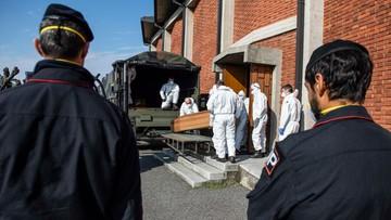 Czternastu zakonników-misjonarzy zmarło w klasztorze we Włoszech