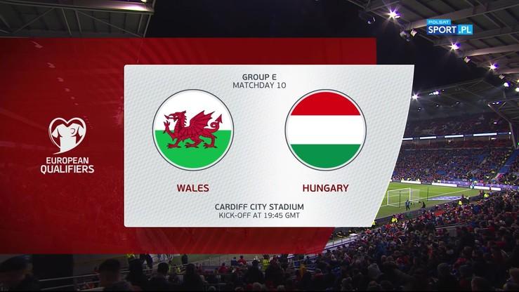 Walia - Węgry 2:0. Skrót meczu