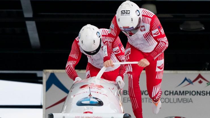 Wicemistrz olimpijski ostatnio był księgowym, teraz poprowadzi polskich bobsleistów