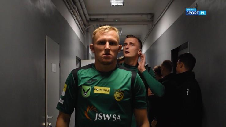 GKS Jastrzębie - Miedź Legnica 2:2. Skrót meczu