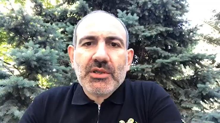 Premier Armenii zakażony koronawirusem. Prawdopodobnie zaraził się od kelnera