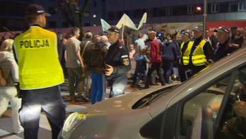 """""""Państwo lekceważy temat"""". Protest na ul. Sokratesa, gdzie doszło do śmiertelnego wypadku"""