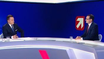 Premier Morawiecki: poprosiłem o interwencję ws. murawy na PGE Narodowym