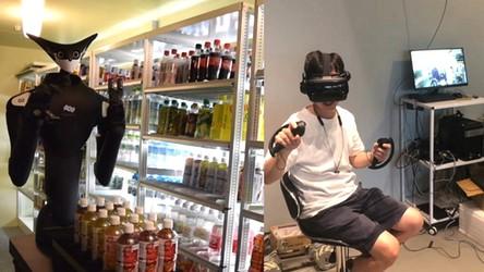 W japońskich sklepach pojawiły się robo-awatary ludzi. Oto walka z CoVID-19 [FILM]