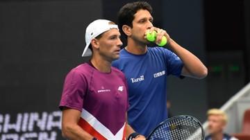 Turniej ATP w Rzymie: Kubot odpadł w pierwszej rundzie debla