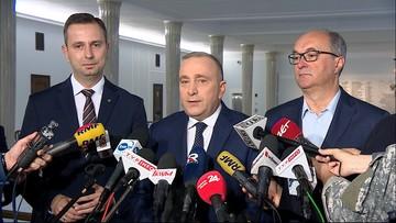 Prof. Tomasz Grodzki został wspólnym kandydatem opozycji na marszałka Senatu