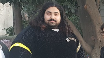 """""""Pakistański Hulk"""" szuka żony. Musi ważyć przynajmniej 100 kg"""