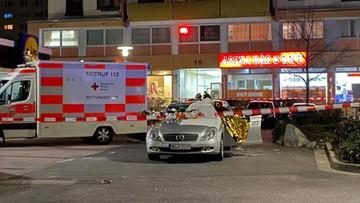Strzelaniny w Niemczech. Nie żyje 11 osób