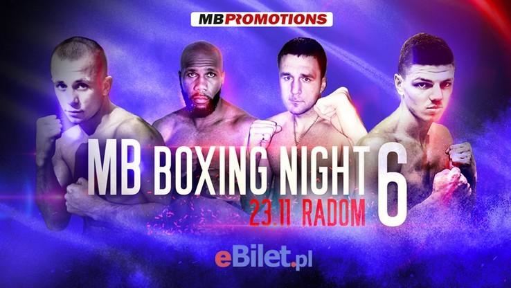 MB Boxing Night 6: Transmisja otwartej ceremonii ważenia na Polsatsport.pl i w Polsacie Sport Fight