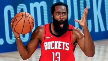 NBA: Wielki mecz Hardena. Rockets odwrócili losy meczu z Mavericks!