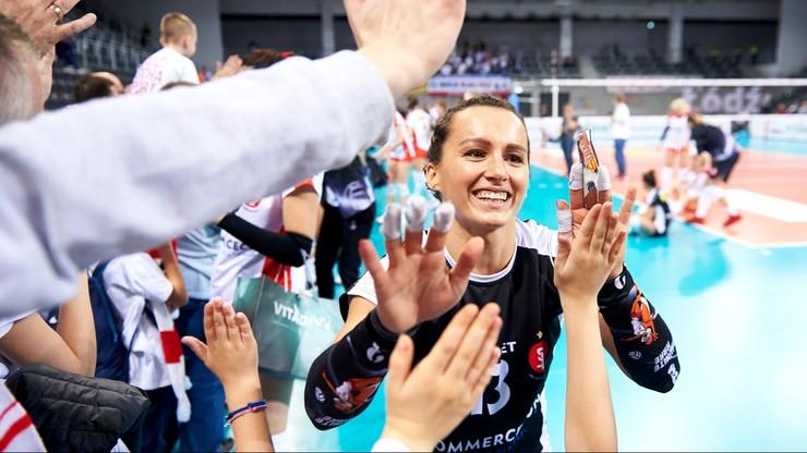 Libero ŁKS Commercecon Łódź przedłużyła kontrakt na kolejny sezon